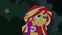 "Sunset Shimmer ""it sure would help his cause"" EG4"