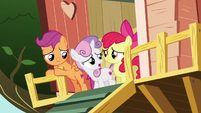 Sweetie Belle --it's not possible, right--- S6E19