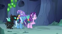 Trixie --okay, I'll handle it-- S6E26