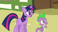 Twilight 'how're we gonna do this' S3E03