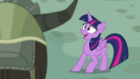 Twilight -waiting here for one moment- S5E11