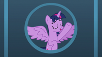 Twilight Sparkle singing solo S8E1