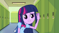 Twilight couldn't hear Fluttershy EG