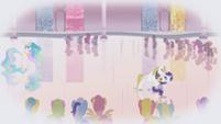 201px-Rarity Prince Blueblood Rarity's Gala Fantasy S1E3