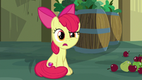 "Apple Bloom ""I was watching!"" S8E12"