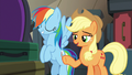 """Applejack """"you don't have to worry about that"""" S6E18.png"""