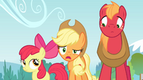 Applejack 'We haven't got a raft' S4E09