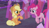Applejack -what are YOU doin' here-- S5E20