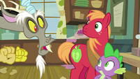 "Discord ""but I do like tea!"" S8E10"