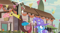 """Discord """"your wish is my command!"""" S6E26"""