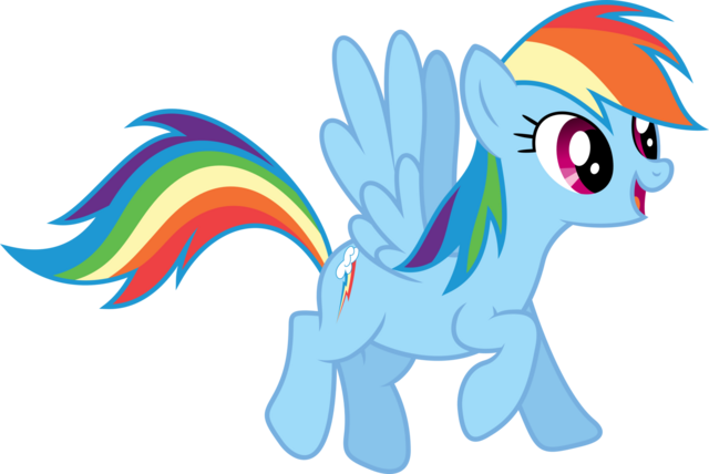 File:FANMADE Rainbow Dash vector by Xpesifeindx.png