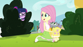 "Fluttershy ""want to give her a treat?"" EG3.png"