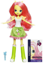 Fluttershy Equestria Girls show attire doll