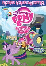 Friends Across Equestria DVD cover
