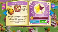 Half Baked Apple album MLP mobile game