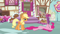 Pinkie Pie falls down S3E07