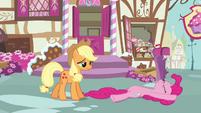 Pinkie Pie falls down S3E07