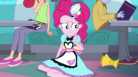 Pinkie Pie starting to look worried SS15