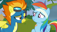 "Rainbow Dash ""no, ma'am"" S6E7"