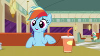 "Rainbow Dash ""pretty much all I can do"" S6E9"