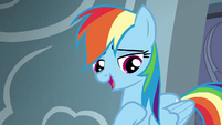 Rainbow Dash --the top of the Reserve list-- S6E7