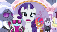 Rarity -you don't mean that!- S7E9