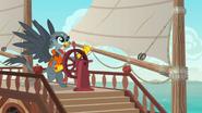S06E19 Gabby steruje statkiem