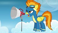 Spitfire --you're breaking formation!-- S6E7