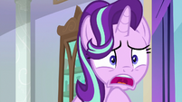 "Starlight ""take care of the castle"" S9E1"
