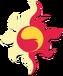 Sunset Shimmer cutie mark ID
