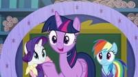 "Twilight ""they always manage to make time"" S8E17"