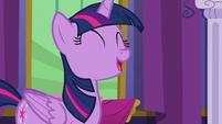 Twilight --to the knowledge of Equestria!-- S6E5