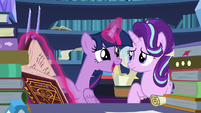 "Twilight Sparkle ""do you know what this means?"" S7E26"