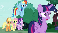 "Twilight Sparkle ""she's not a lemon"" S7E19"