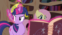 Twilight got thy quill S3E13