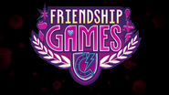 2nd Friendship Games logo EG3