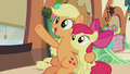 "Applejack ""we'll hang our Hearth's Warmin' dolls"" S5E20.png"