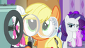 Applejack examines valve with magnifying glass S6E10.png