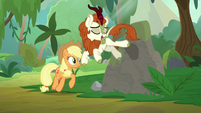 Autumn Blaze -give up your laughter- S8E23