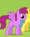 Berryshine Pegasus Cropped S4E10