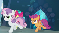 Crusaders race to save Starlight S8E26