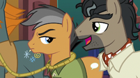 """Dr. Caballeron """"no witty remarks this time"""" S6E13"""