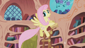 Fluttershy doing some Spring cleaning in Summer S1E03.png