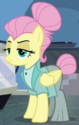 Fluttershy snooty personality ID S8E4