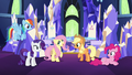 Fluttershy talks about Twilight's love of books S5E3.png