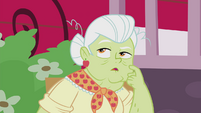 Granny Smith trying to remember EG2