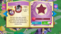 Octavia album page MLP mobile game.png