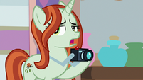 "Photographer halfhearted ""'kay"" S8E13"