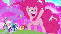 """Pinkie """"I could transform the cosmos"""" S9E25"""