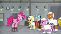 "Pinkie Pie ""come from somepony else!"" S9E14"